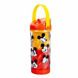 Disney Authentic Mickey Mouse Color Changing Water Bottle w/