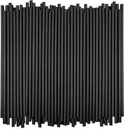 Disposable Tumbler Straws - 10 Inches Tall