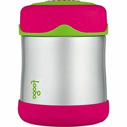 Thermos Foogo Vacuum Insulated Stainless Steel 10-Ounce Food