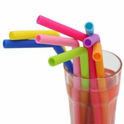 Multicolored Food Grade Silicone Tips Home Coffee Drinking R