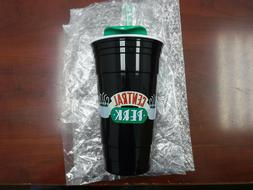 New Friends Central Perk Logo Plastic Tumbler 32oz with Lid