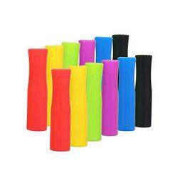 Straws Nozzle Tips Straw Nozzle Reusable Silicone for Metal